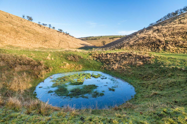 Dew pond, Thixen Dale