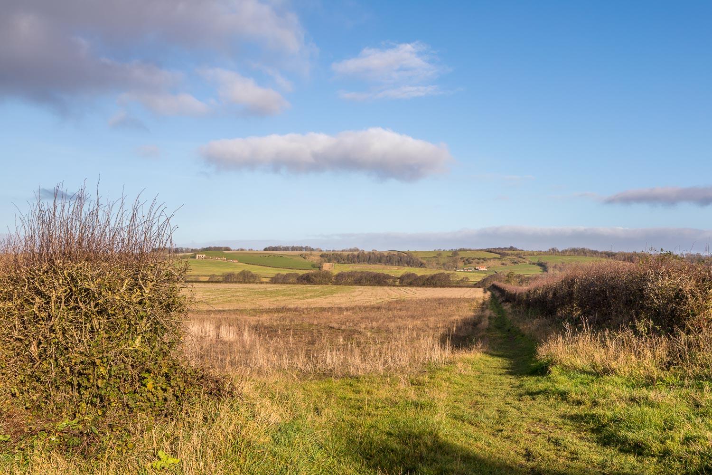 Tetford walk, Lincolnshire Wolds