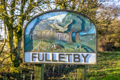 Fulletby sign