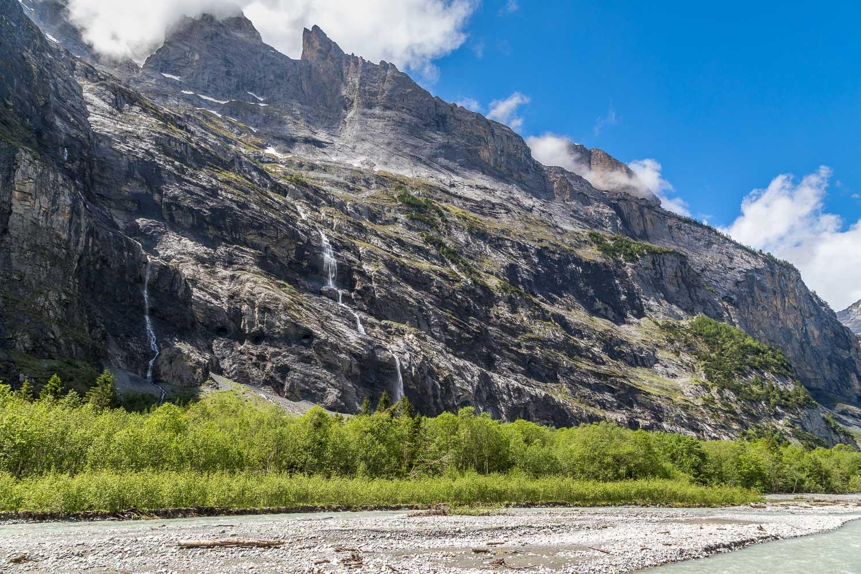 Gasterntal Valley walk