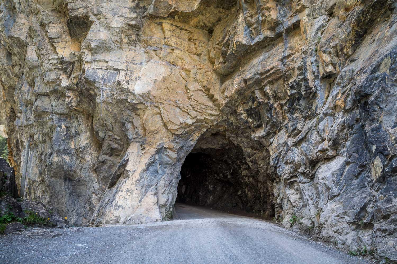 Gasterntal tunnel