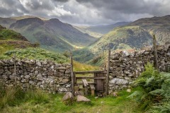 Borrowdale gate