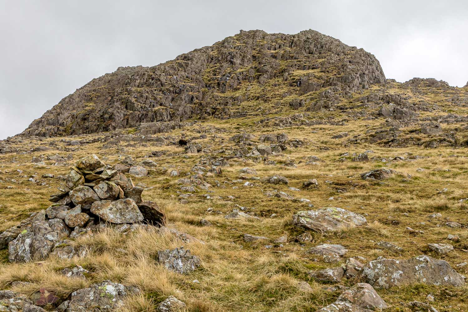 Glaramara walk