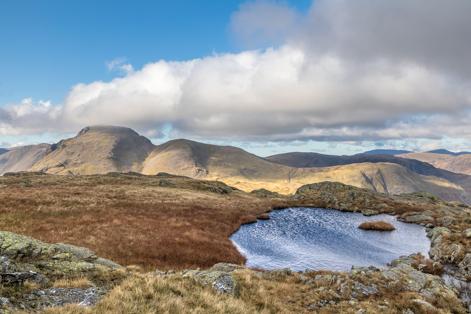 Great Gable, Green Gable