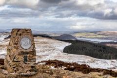 Gowbarrow Fell summit