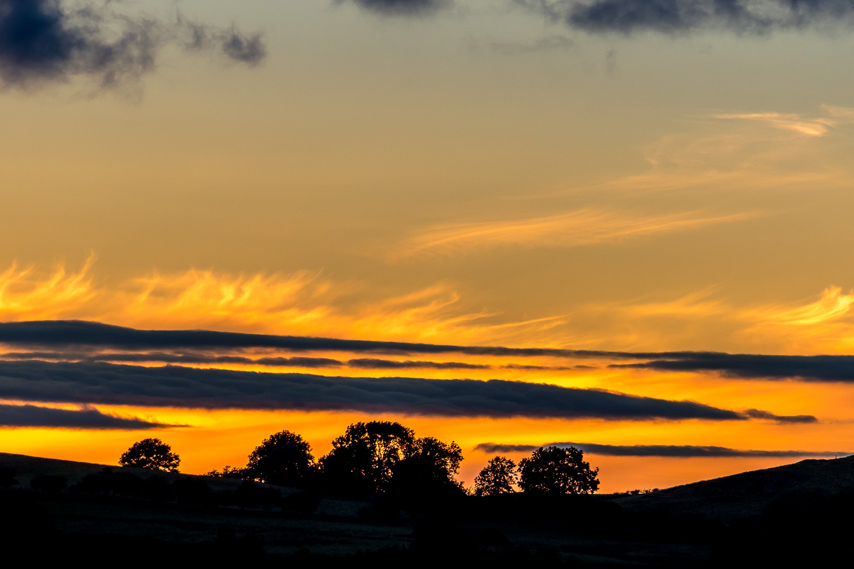 Lorton sunset