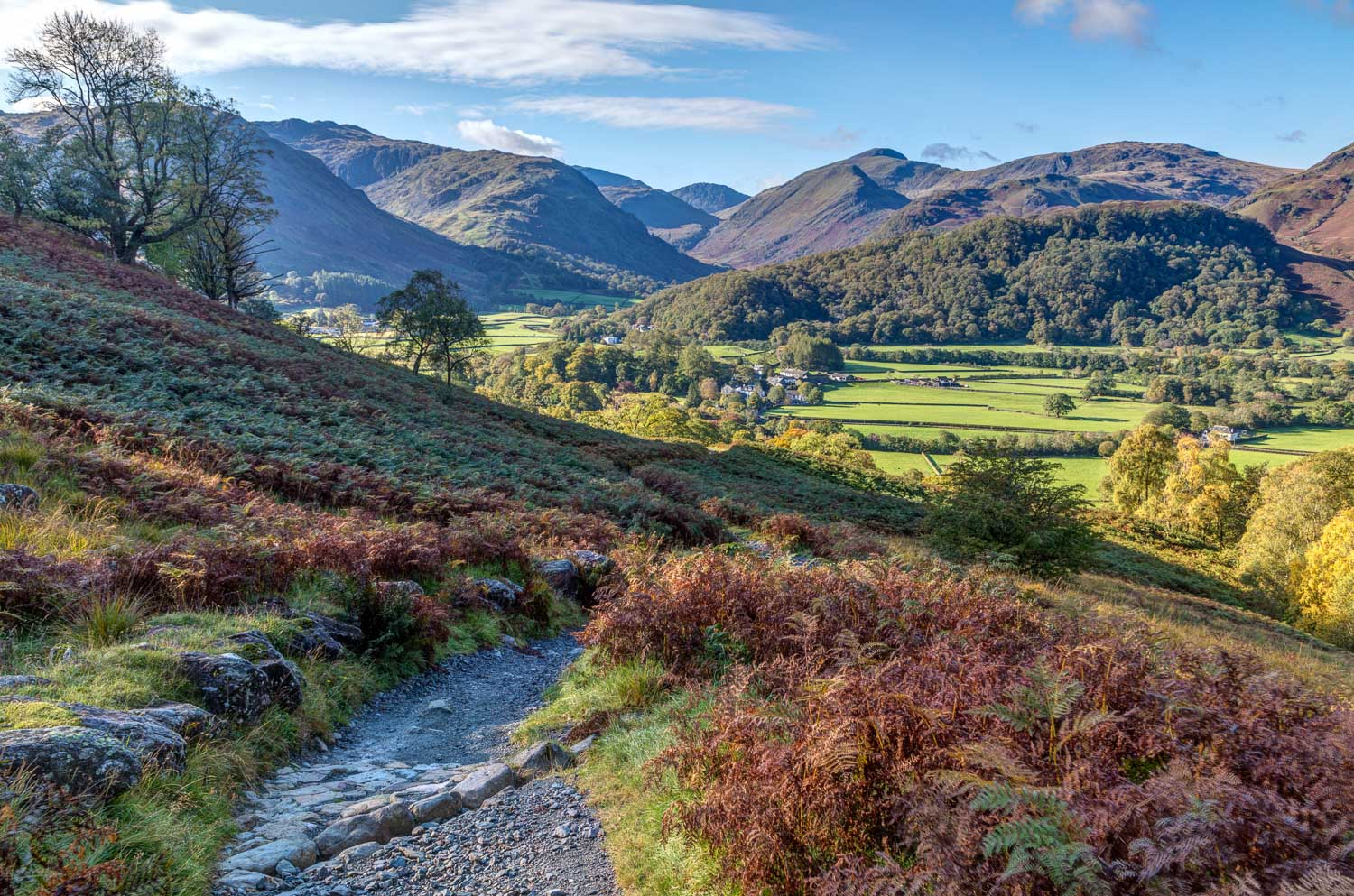 Borrowdale view