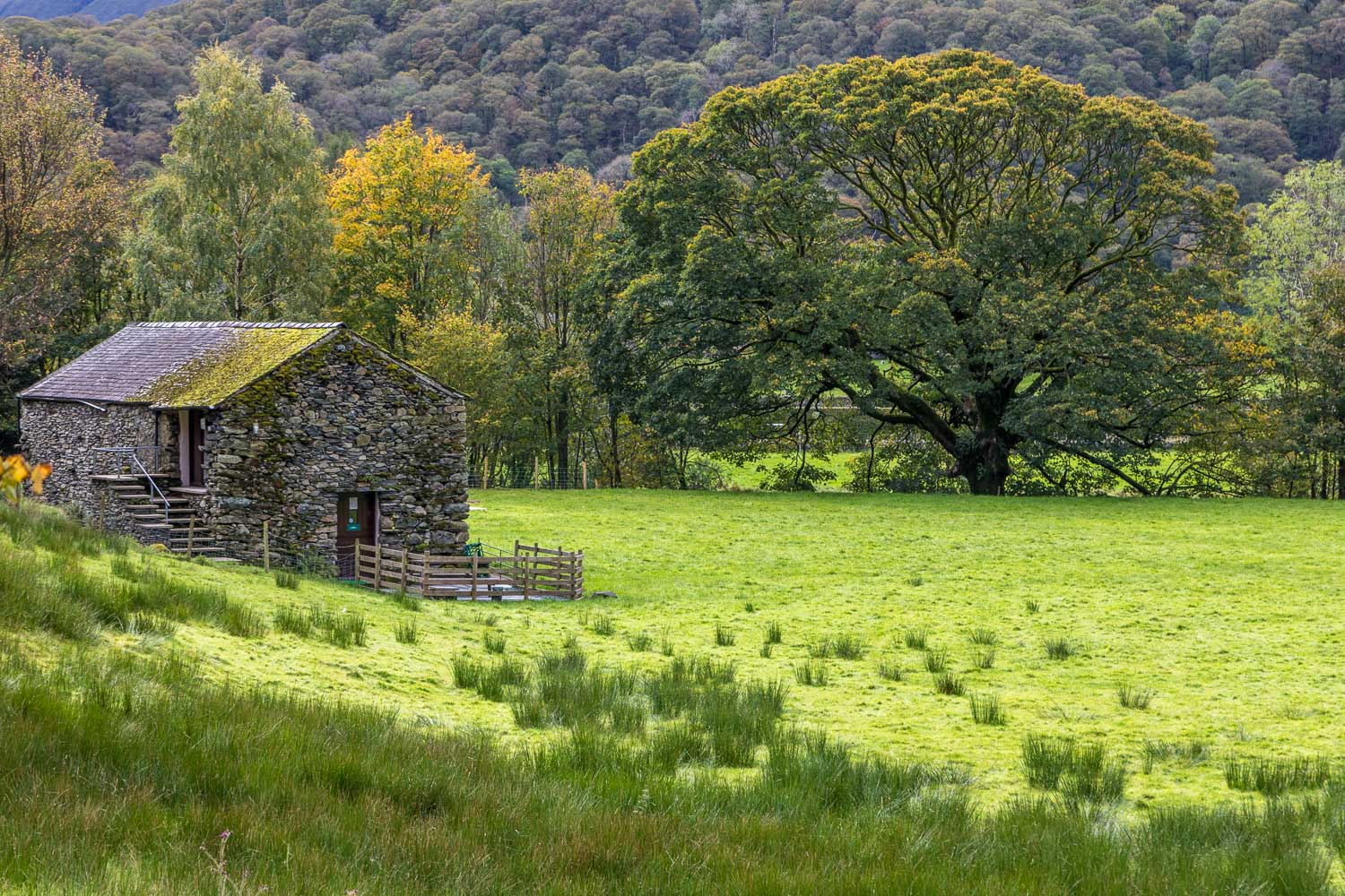 Borrowdale barn