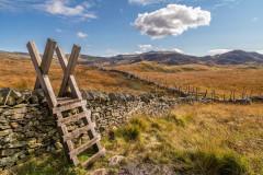 Grange Fell walk, Brund Fell walk