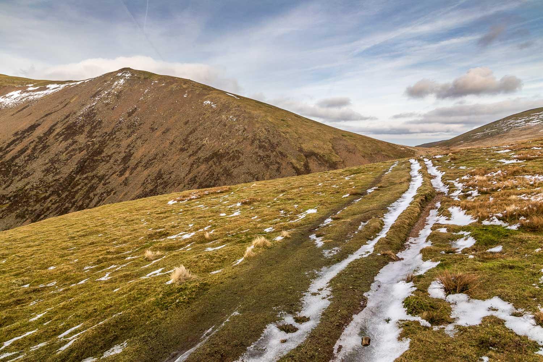 Grasmoor walk