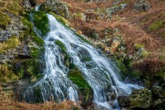 Waterfall in Cinderdale Beck