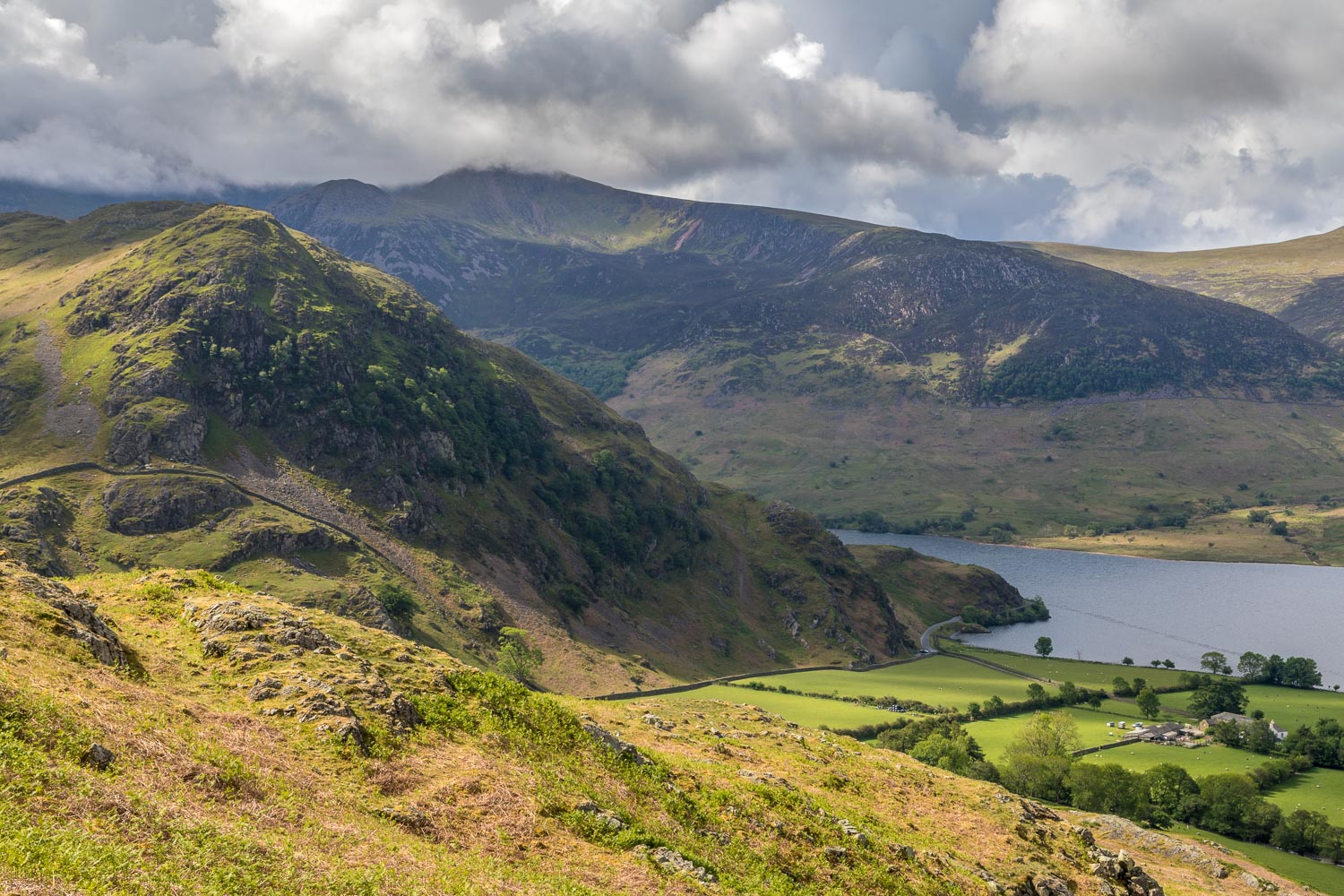 Rannerdale Knotts and Rannerdale