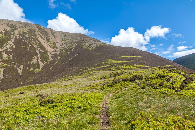 Lad Hows ridge Grasmoor