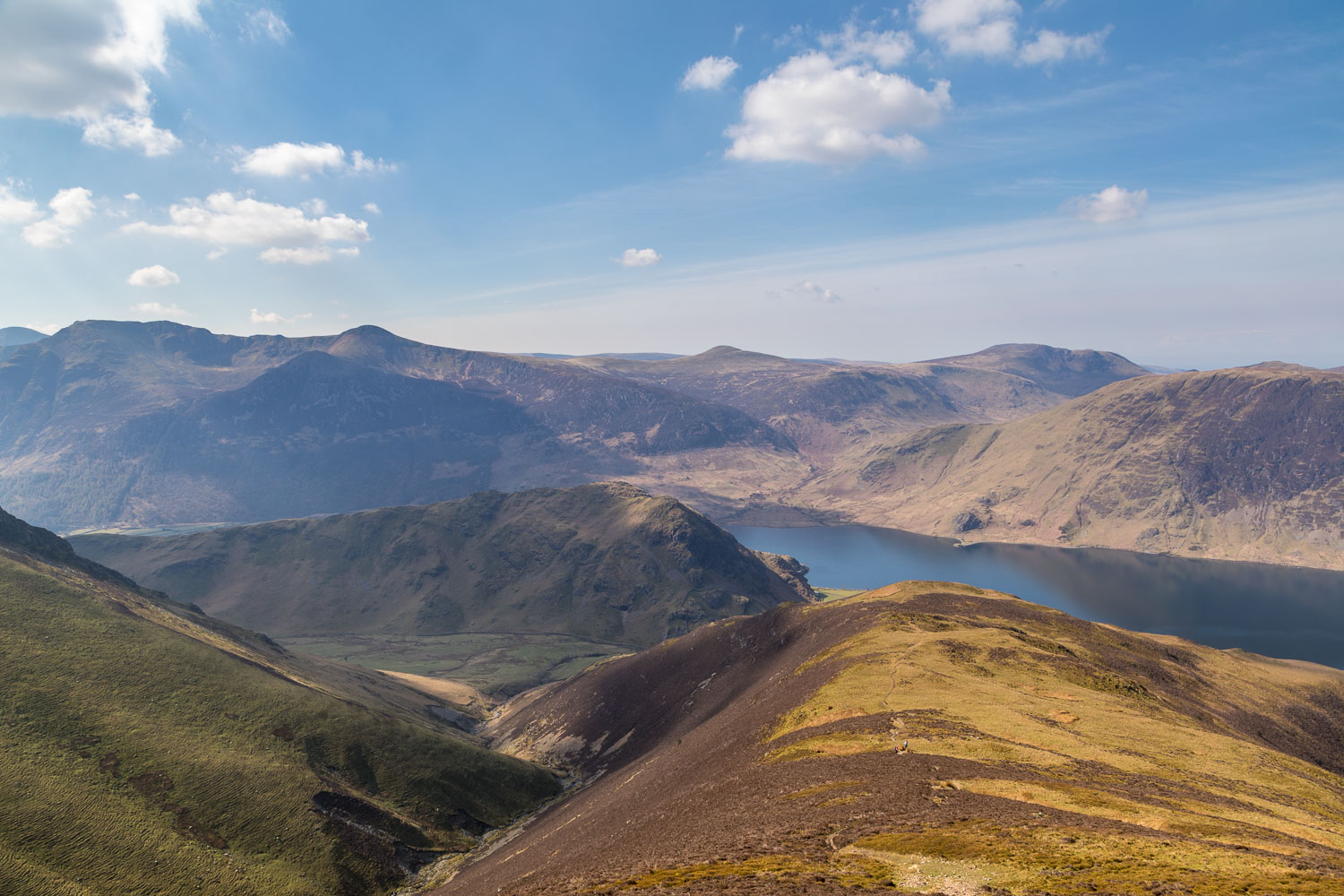 Red Pike, Rannerdale Knotts, Crummock Water