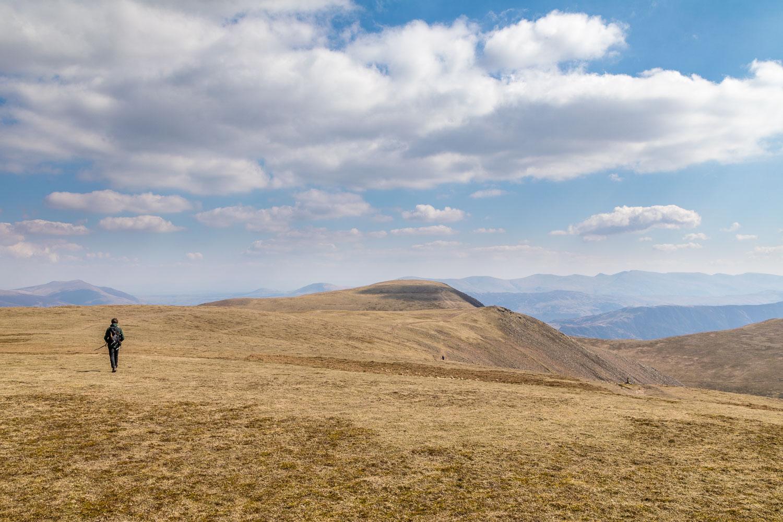 Grasmoor walk, Crag Hill