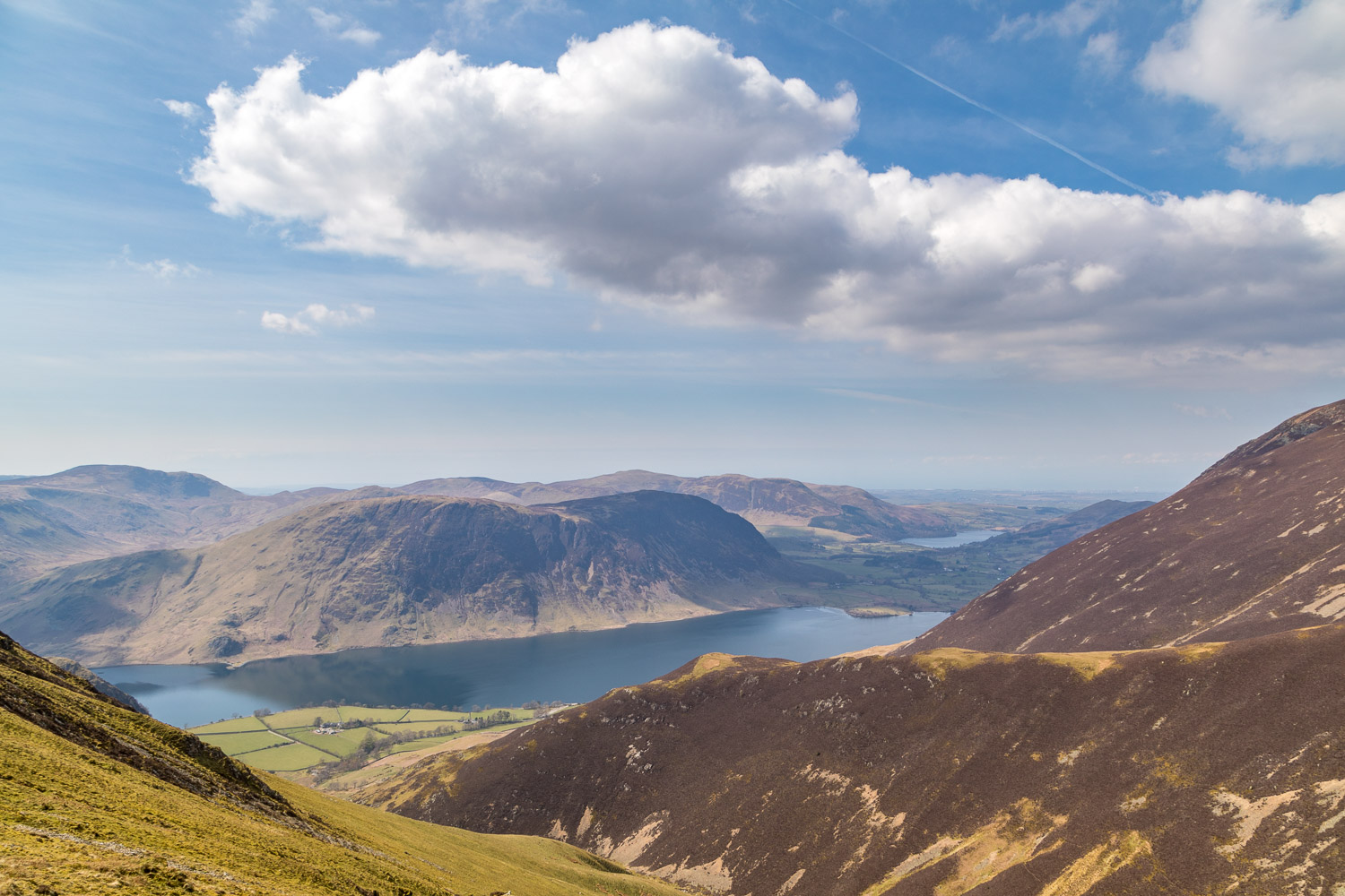 Crummock Water, Loweswater