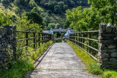 Great Crag walk, Stonethwaite
