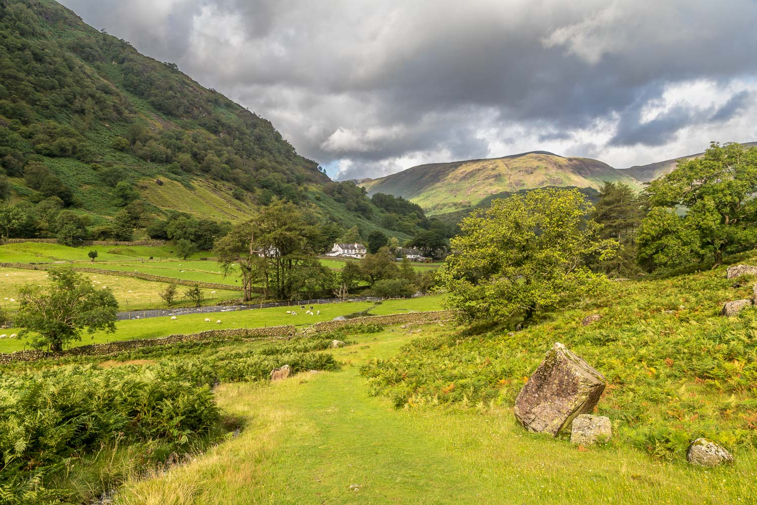 Stonethwaite, Lake District