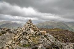 Great Crag summit