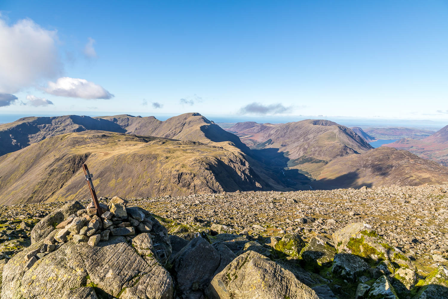 Great Gable view