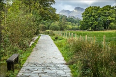 Great Langdale walk, Cumbria Way