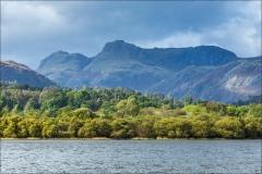 Great Langdale walk, Elter Water