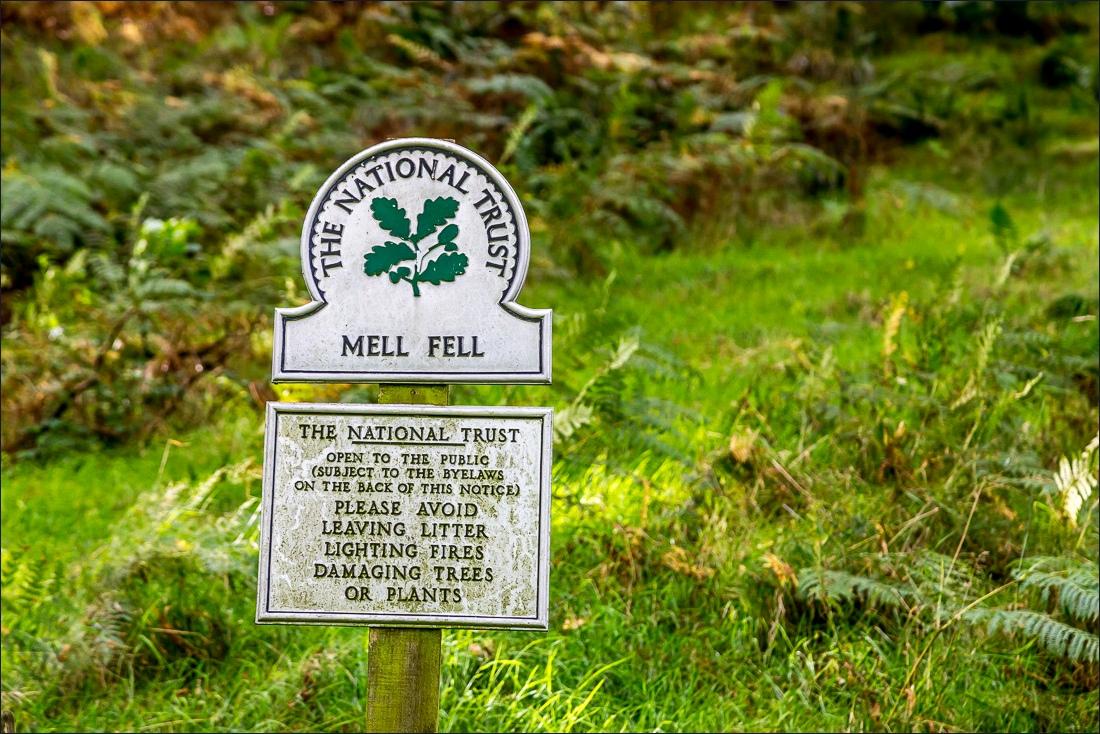 Great Mell Fell walk