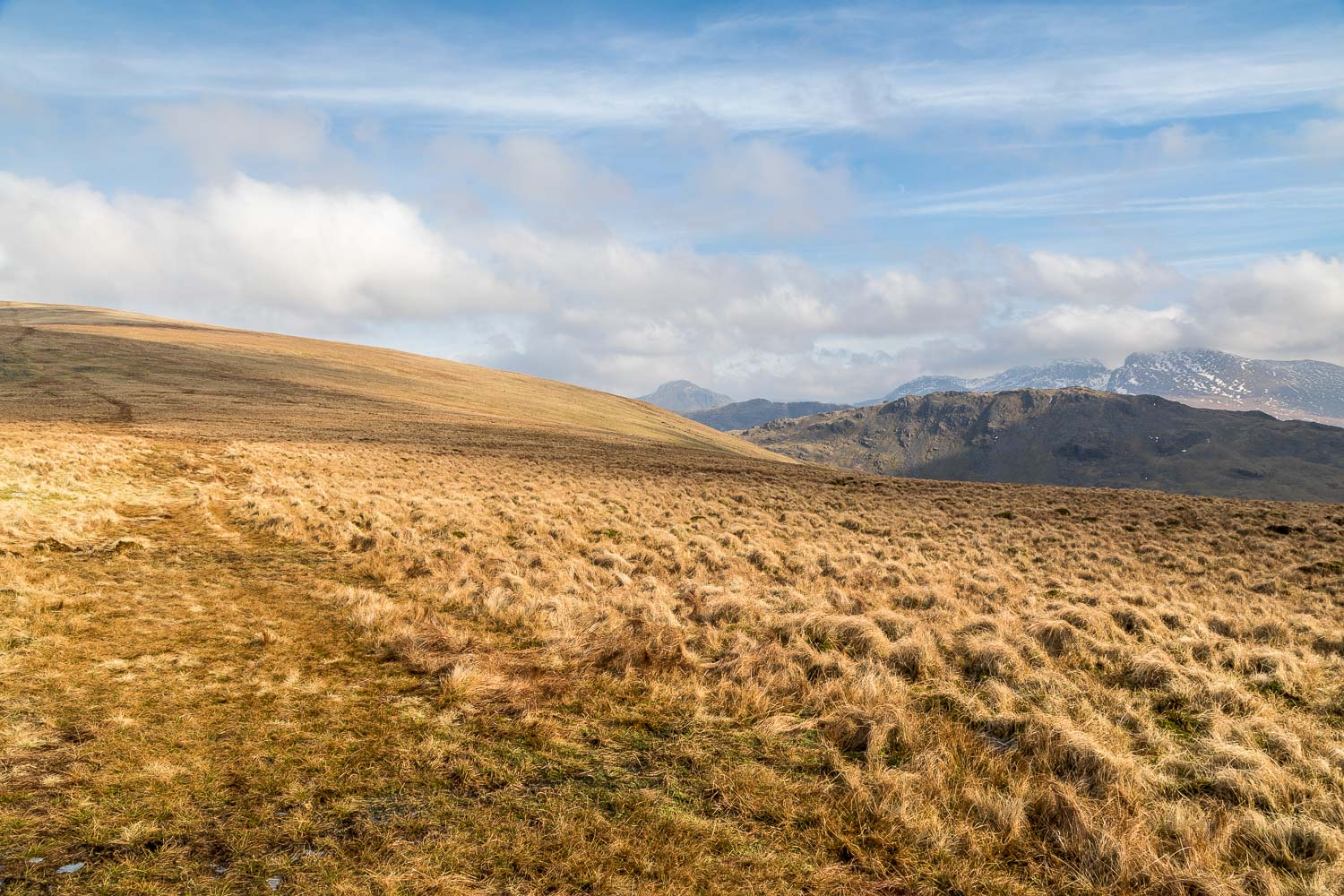 Seatallan and the Scafells