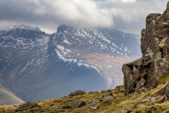 Scafell Pike and Scafell