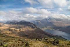 Yewbarrow, Wastwater and the Scafells