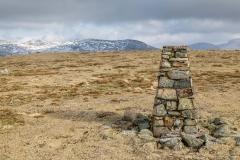 Seatallan summit