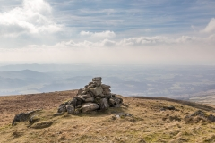 Cairn at Cat Bields