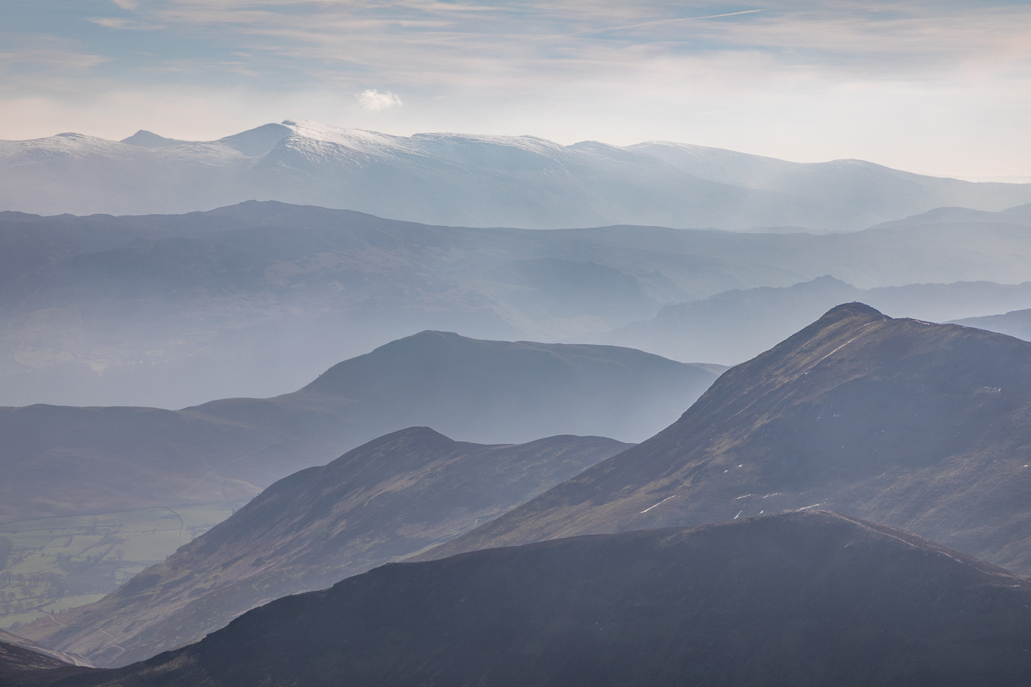Grisedale Pike view