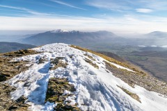 kiddaw from Grisedale Pike