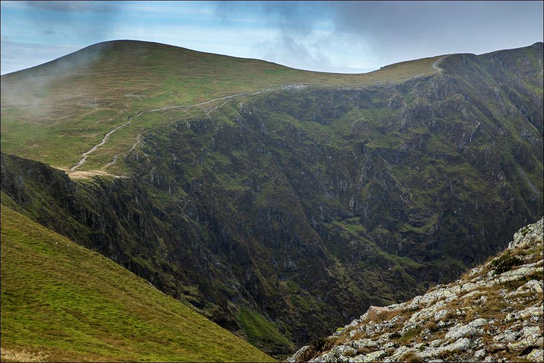 Hopegill Head walk, Hobcarton Crags