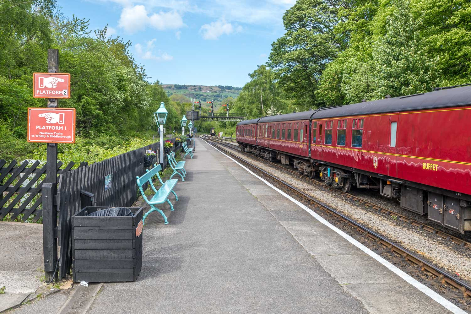 Grosmont Rail Trail