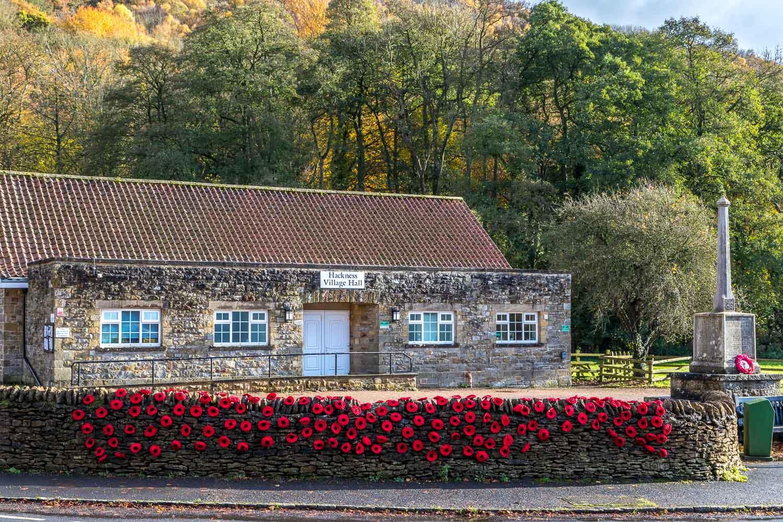 Hackness village hall