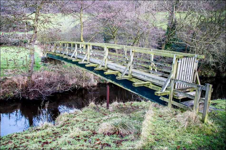 Hackness walk, River Derwent