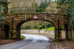 Hackness walk, Dry Bridge