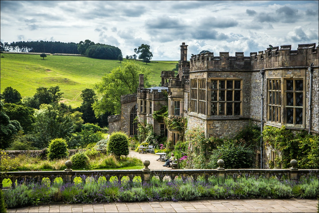 Haddon hall andrews walks for The terrace hall