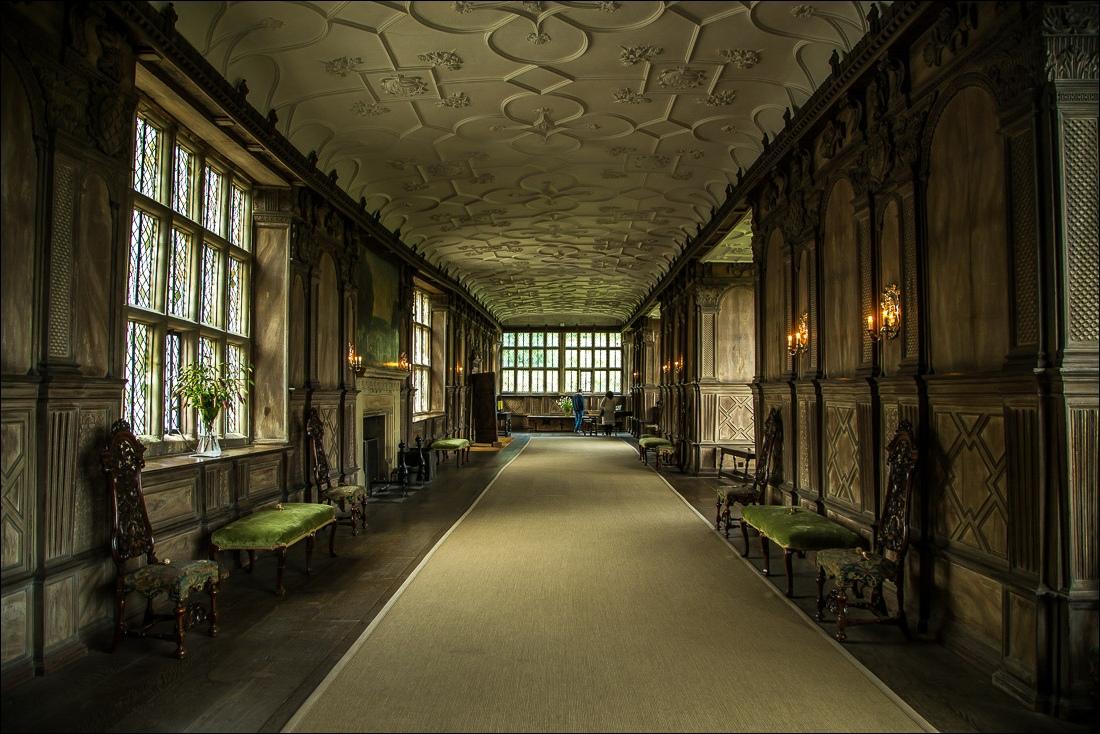 Haddon Hall, Long Gallery