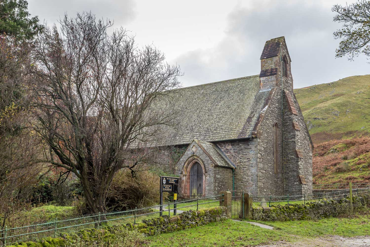 St Peter's Church Martindale