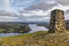 Hallin Fell cairn