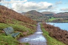 Hallin Fell walk, Ullswater