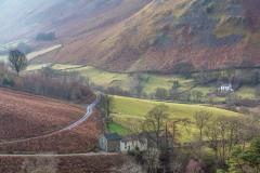 Hallin Fell walk, Boredale