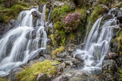 Dovedale Beck waterfall