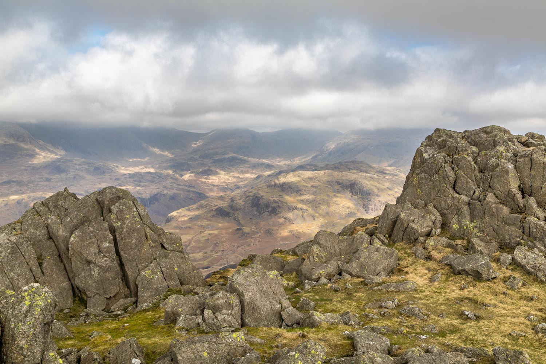 Harter Fell summit