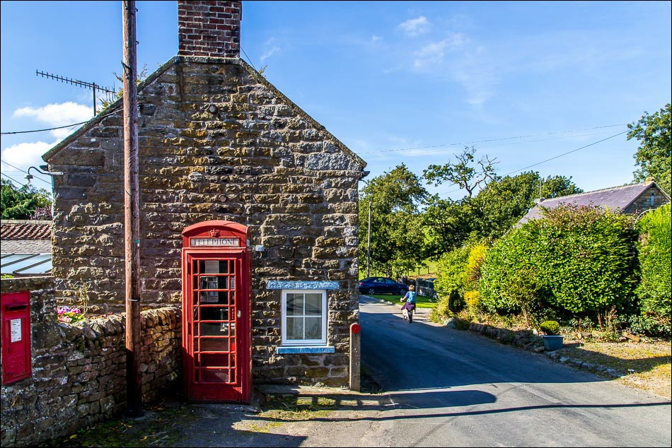 Harwood Dale village