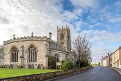 St Nicholas' Church Haxey