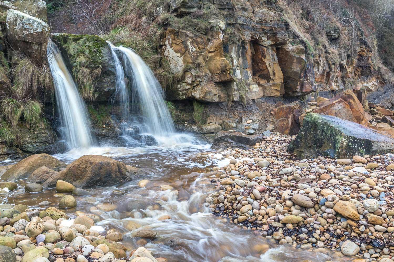 Hayburn Beck falls